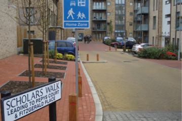 Making Space for Cycling - A guide for new developments and street